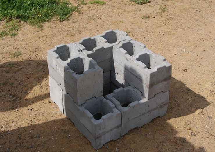 Nano Block-